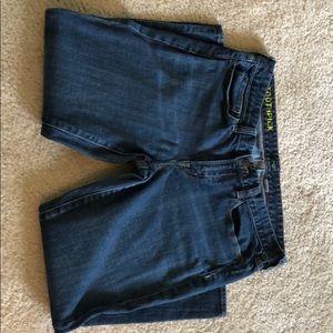 Women's J. Crew Toothpick Jeans